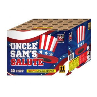 UNCLE SAM'S SALUTE