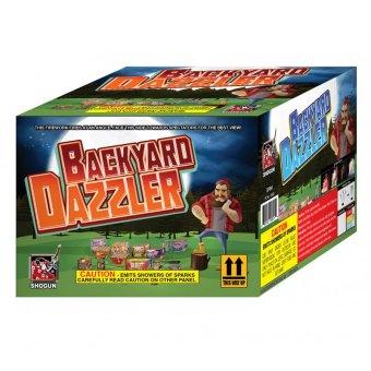BACKYARD DAZZLER